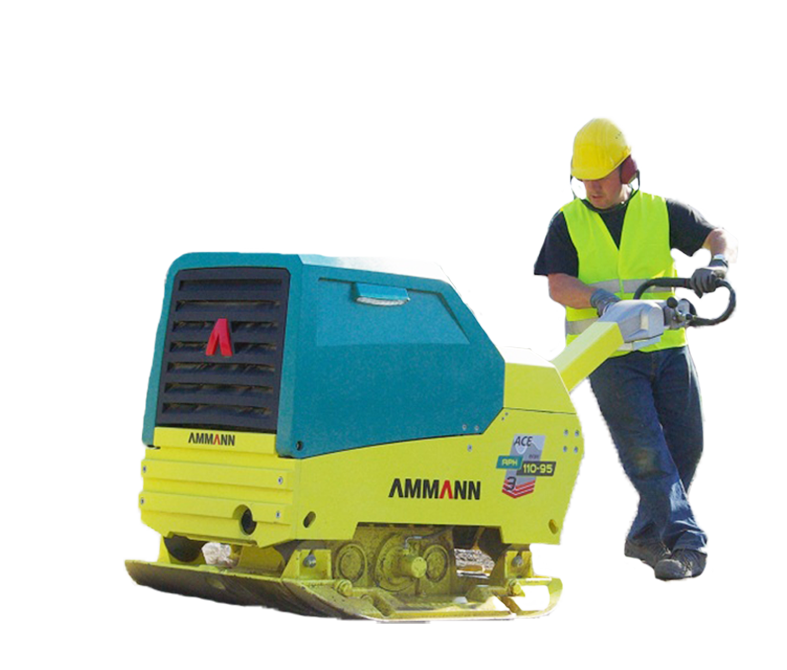 Ammann Compaction Equipment | DLM Machinery
